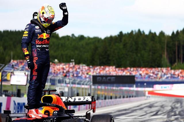 Verstappen vuelve a dominar en Austria; Checo finaliza sexto