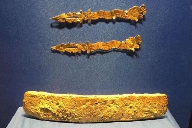Lingote de oro encontrado por el INAH es un vestigio de la Noche Triste