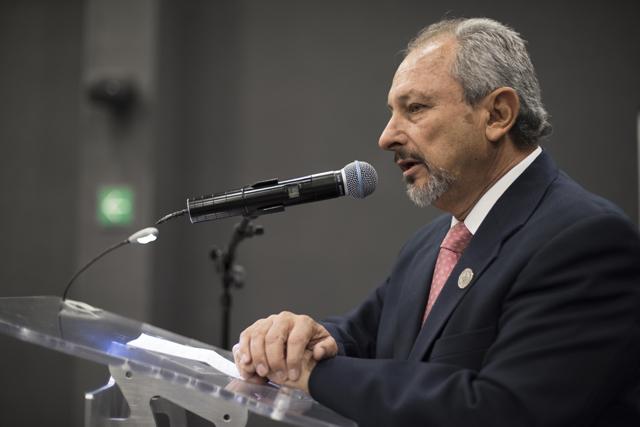FMVZ, referente en práctica y aprendizaje en la BUAP : Óscar Gilbón