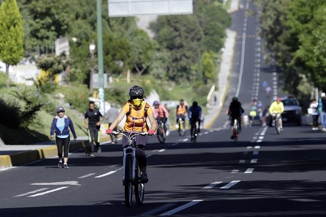 Lanzan iniciativa Bicibus de impulso a transporte alterno