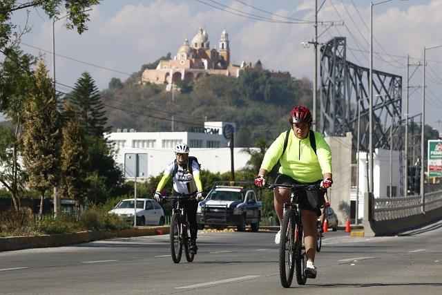 Vía Recreativa Metropolitana se extiende y llegará hasta el Parque Ecológico