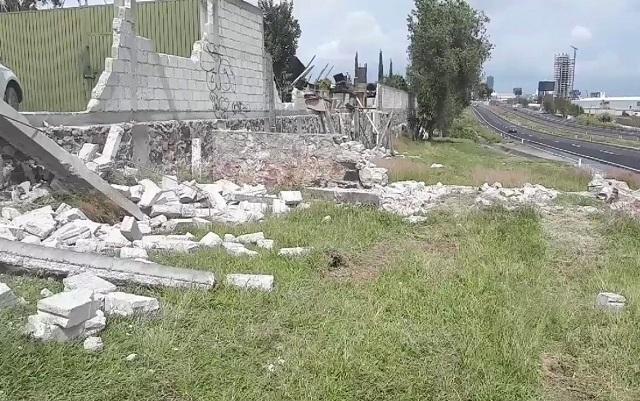 Arman frente en Cacalotepec para frenar expropiaciones