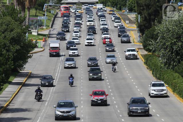 En 2 años se redujo en 25% el parque vehicular de Puebla