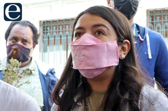 Desechará Congreso solicitud de revocar mandato de Claudia Rivera