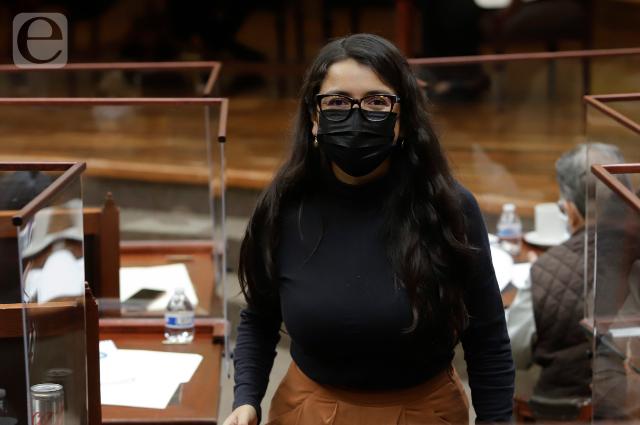 Elección de Mauricio Toledo no está firme, dice Vianey García