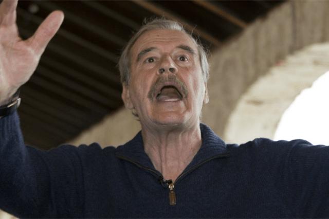Vicente Fox califica de perrada a los seguidores de AMLO