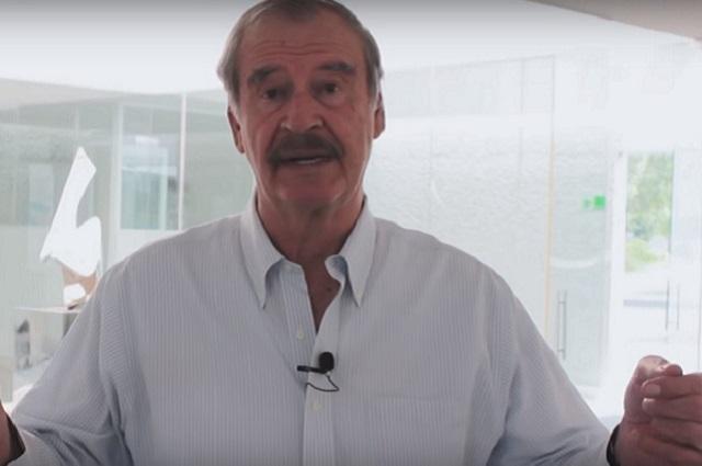 Vicente Fox asegura que es una terquedad desaparecer el Seguro Popular
