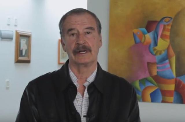 Vicente Fox pide que investiguen si en su sexenio hubo huachicol
