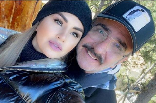 Vicente Fernández Jr. está desaparecido y esto dice su novia