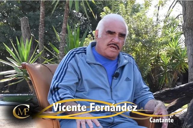 Vicente Fernández llama puerco a Daniel Bisogno y le lanza advertencia
