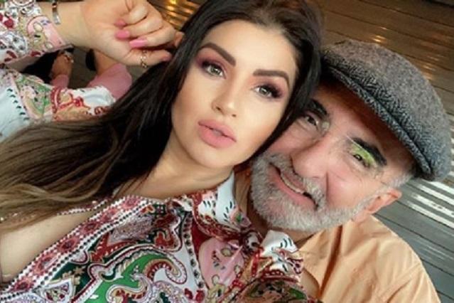 Vicente Fernández Jr. aclara relación de su novia con Alejandro Fernández