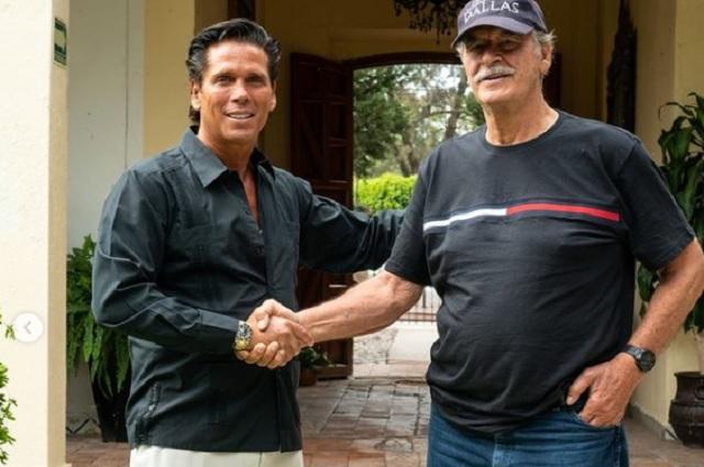 Roberto Palazuelos y Vicente Fox, socios en la venta de cannabis
