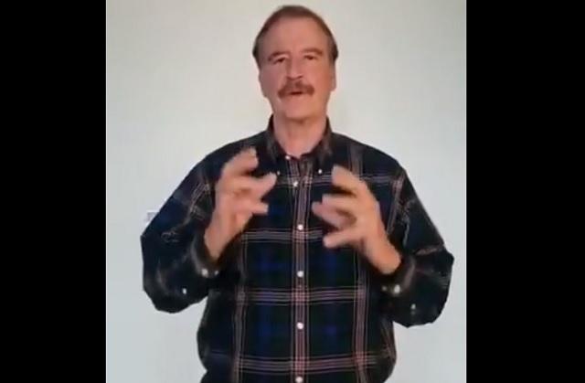 Se salva Vicente Fox de pagar de 9.4 mdp que debía de impuestos