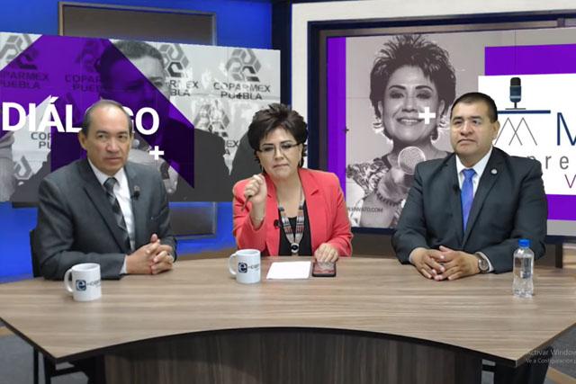 Raciel López no inspira confianza a la IP en Puebla