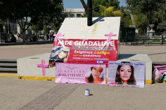Llega a Tehuacán caravana de madres víctimas de feminicidio