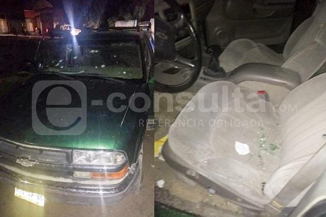 Dos jóvenes, víctimas colaterales del tiroteo de Acatzingo
