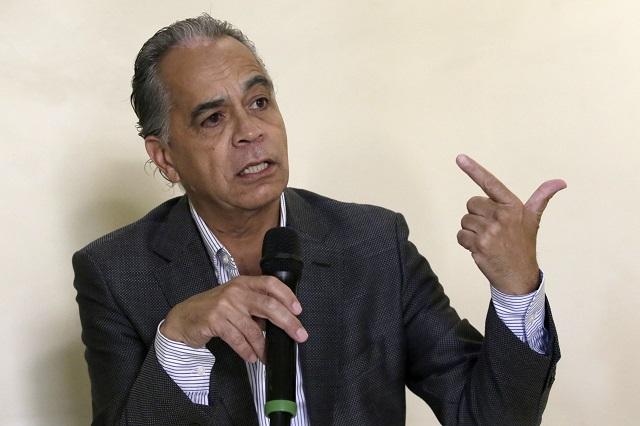Minimiza Giorgana la salida de Alejandro Armenta del PRI