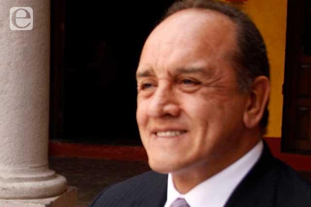 Detienen al exdiputado Víctor Hugo Islas en el centro de Puebla