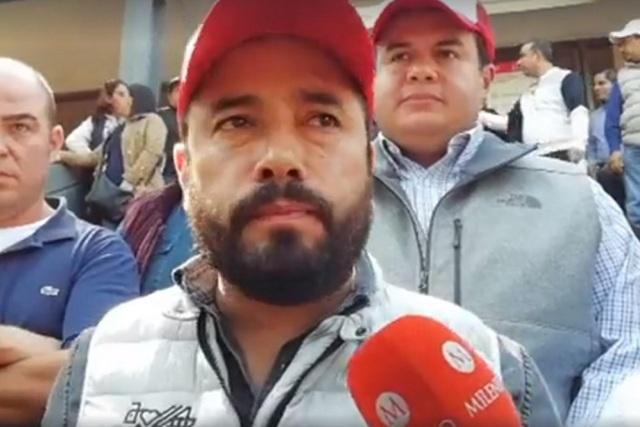 Dejan en libertad a Víctor Hugo Romo, alcalde de Miguel Hidalgo