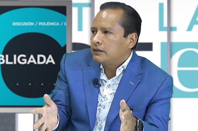 Congreso dejó reglas endebles para la reelección: León Rueda