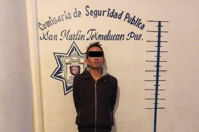 Acusan golpiza a joven detenido en Texmelucan tras revelarse extorsión