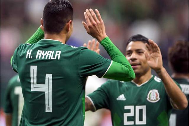 Discreta victoria de México ante una incómoda Bosnia