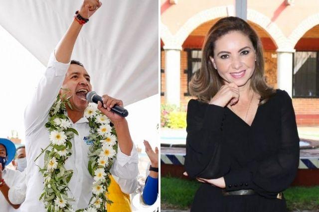 Angón y Tlatehui se proclaman ganadores en las cholulas