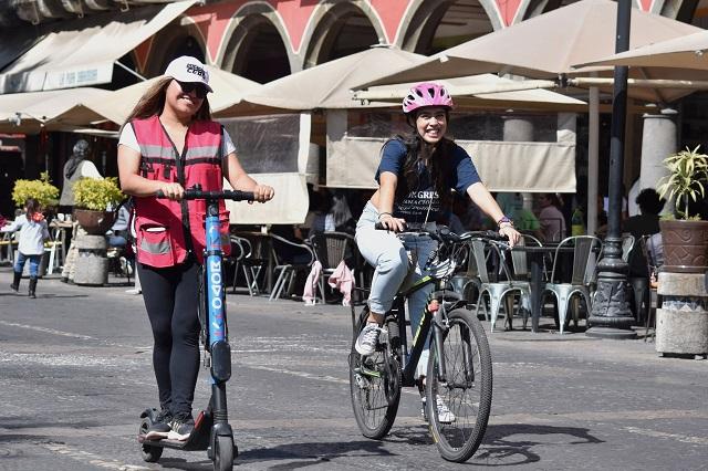 Sector servicios en Puebla se solidariza con paro del 9M