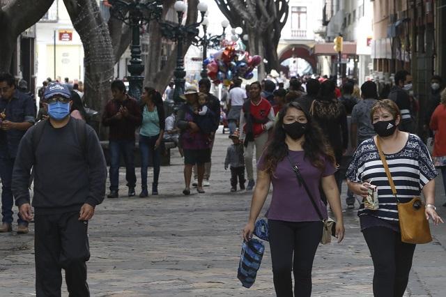 Ayuntamiento poblano pagó obras en el Centro Histórico, desde junio