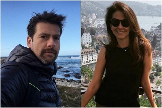 Eduardo Videgaray rompe el silencio tras la muerte de su esposa