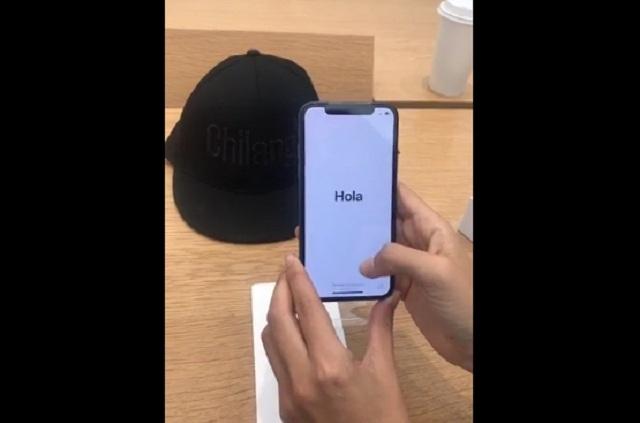 ¿Qué se siente abrir un iPhone X? Mira este video para que lo veas
