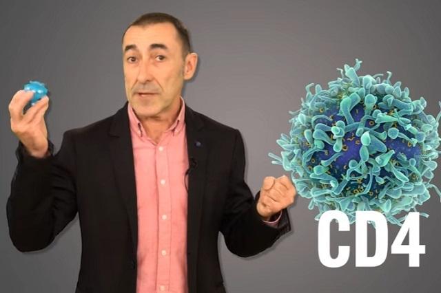 En video, médico explica cómo se curó paciente con VIH