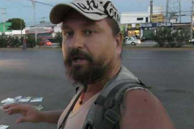 Video de la golpiza que le dieron al ruso que insultaba a mexicanos