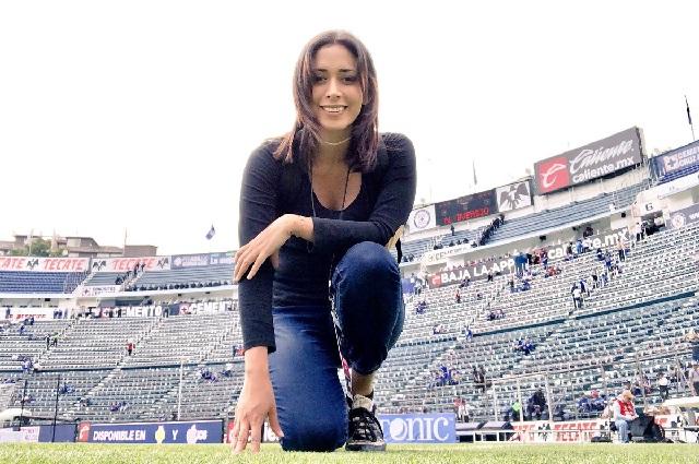 ¿Reportera de Fox Sport ya había sido víctima de acoso en Monterrey?
