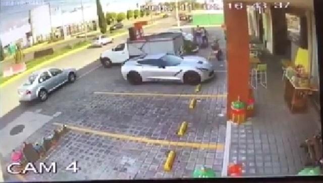 Viralizan detención de un joven en Cholula al creer que era secuestro