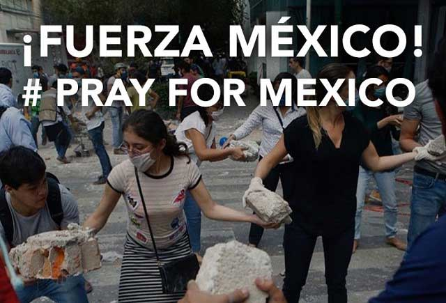 10 videos de la unidad y valor en México tras sismo del 19 de septiembre