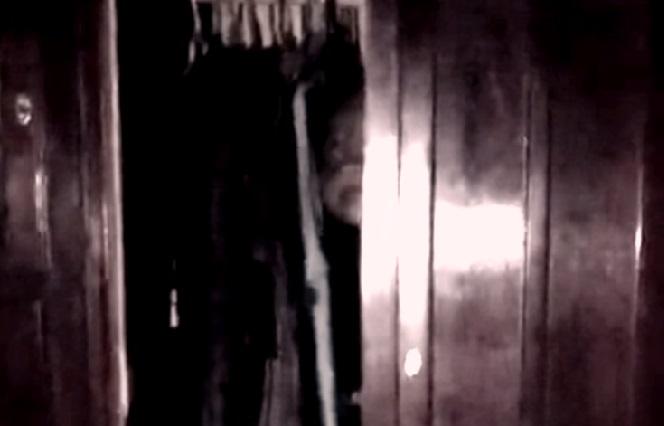 ¿Hay alguien ahí, quieres algo?, video de terror de Dross se hace viral