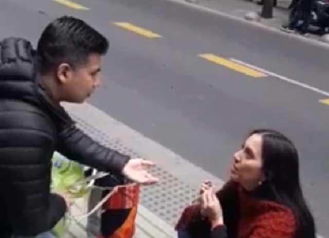 La verdad sobre la mujer que propuso matrimonio a su novio y fue rechazada