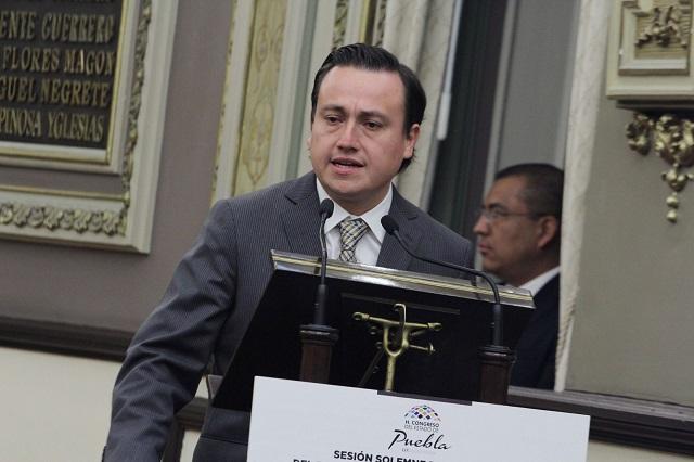 Pruebas de confianza a ediles del Triángulo Rojo, pide diputado PRD
