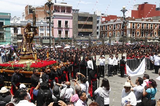 Suspenden Procesión de Viernes Santo en Puebla ante Covid-19