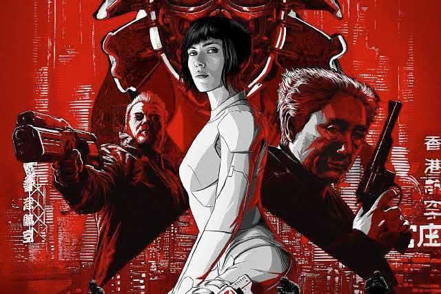 Mira el nuevo póster de Ghost in the Shell: Vigilante del futuro
