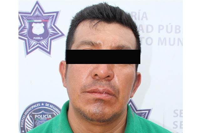 Detienen a probable violador en la colonia Riego Norte