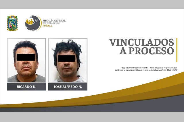 Van presos por ataque sexual a una adolescente en Puebla