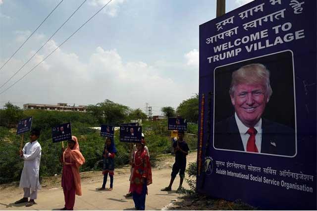 Pueblo indio cambia su nombre y ahora se llamará Villa Trump