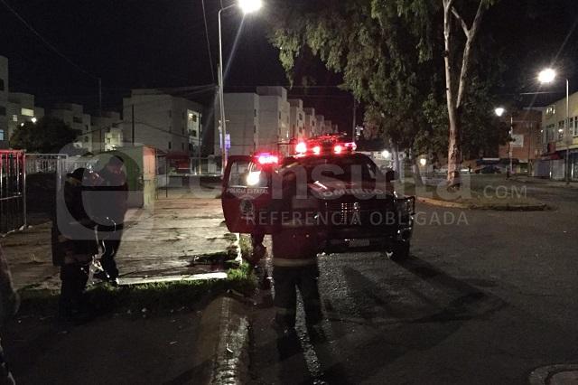Causa alarma olor a combustible en la zona de Villa Frontera