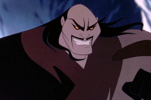 ¿Cómo será el villano de Mulán en la versión live action?