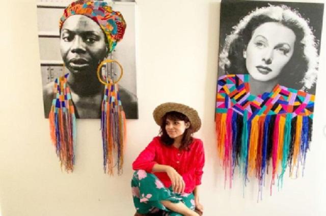 Victoria Villasana, mexicana que colabora en campaña de los Oscar