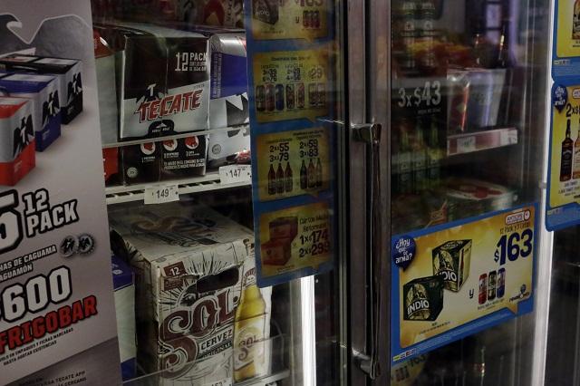 Venta de alcohol sólo durante 12 horas, plantea edil de San Andrés