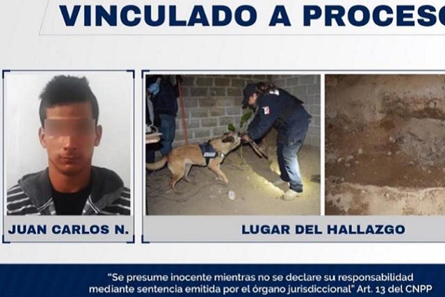 Apareció en fosa clandestina un secuestrado en Tlatlauquitepec