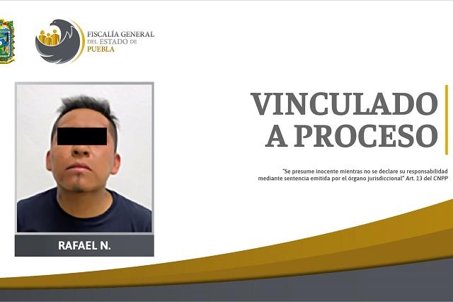 FGE obtuvo vinculación a proceso del secuestrador El Costras